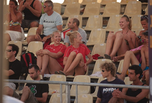2011 European Beach Volleyball Championships, Tel Aviv